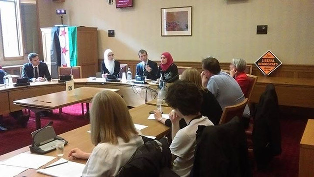 Lib-Dem House of Lords Event 14 June 2016