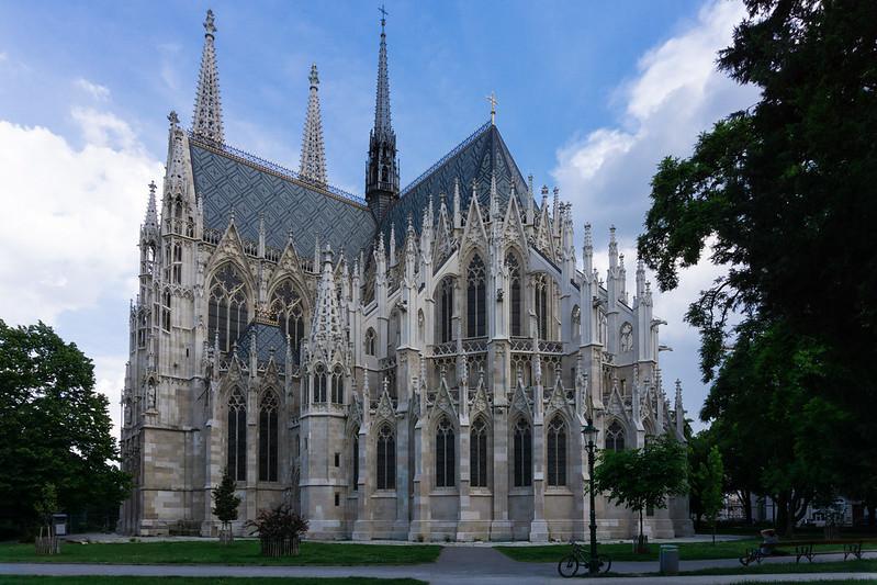 Votive Church, Vienna, Austria - SpottingHistory.com
