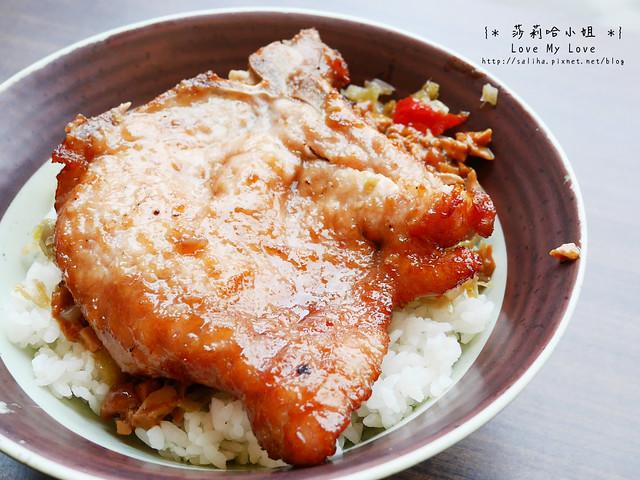 淡水捷運站附近餐廳美食黑殿排骨飯 (4)
