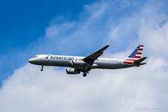 American Airlines Airbus A321-231 N115NN
