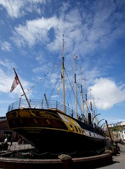 The Glorious SS Great Britain