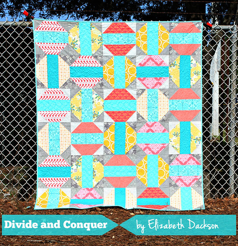 Divide and Conquer - free PDF pattern download