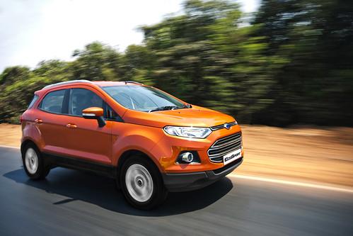 Ford EcoSport Goa Drive - 31