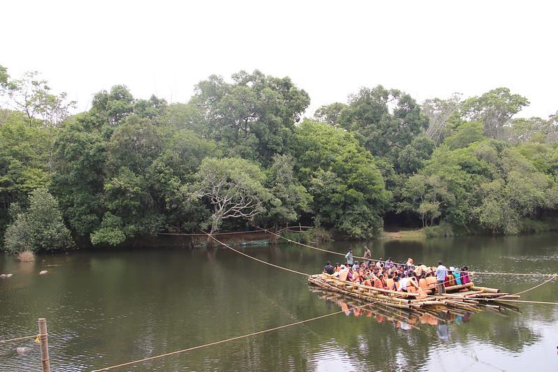 Transport rafts