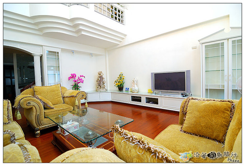 2013澎湖翔鴿渡假別墅-二樓客廳_03