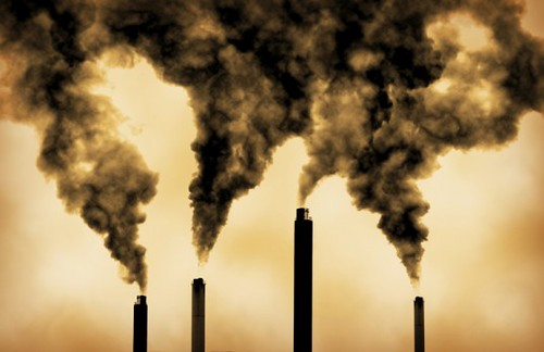Впервые в истории человечества уровень CO2 в атмосфере превысил 400 частей на миллион