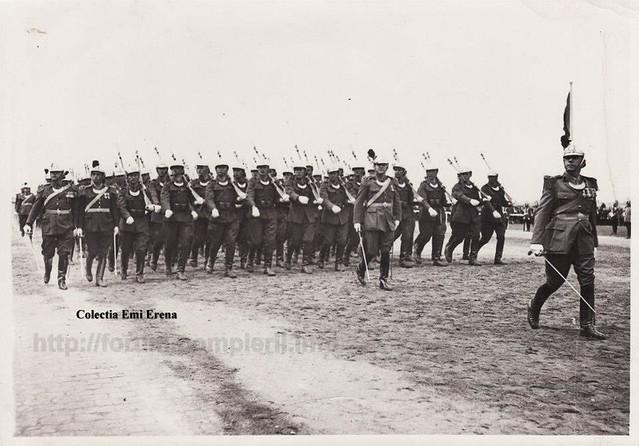 defilarea pompierilor militari din 10 mai 1935