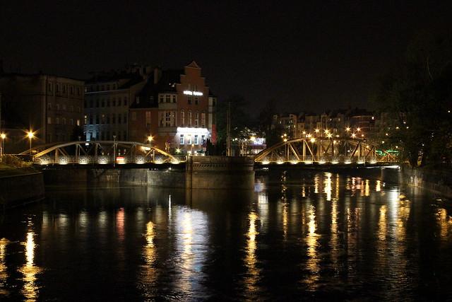 Wroclaw - Bridge