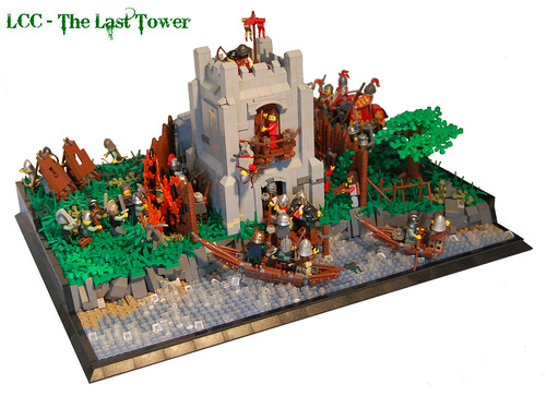 LCC GC4 - The Last Tower by ShareburG