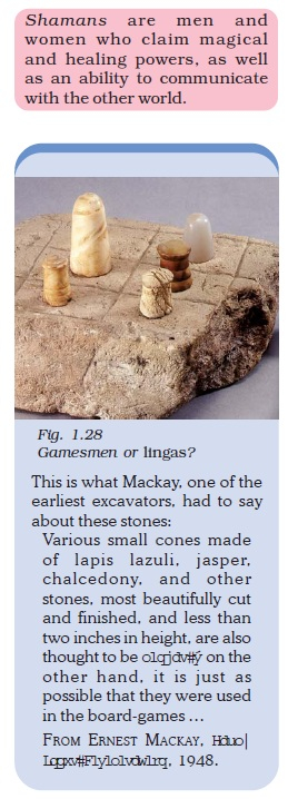 NCERT Class XII History Part 1 Theme 1 - Bricks, Beads And Bones