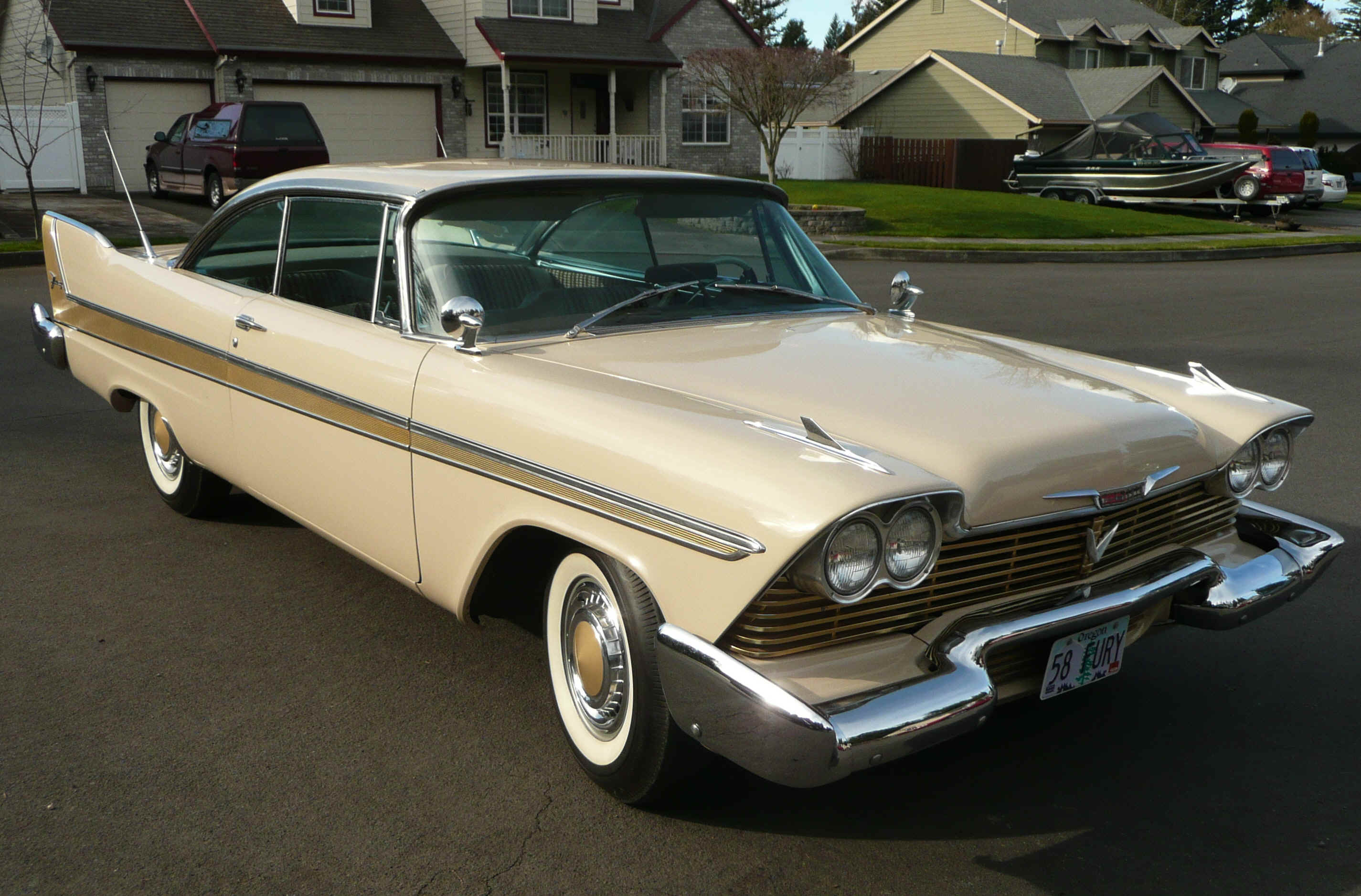 1000 images about 1958 plymouth fury on pinterest. Black Bedroom Furniture Sets. Home Design Ideas