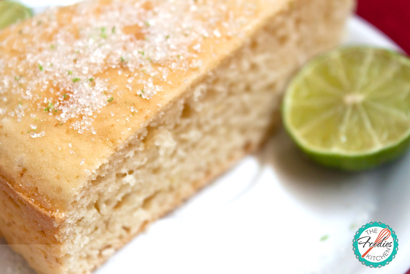 Lime, Yogurt and Olive Oil Cake