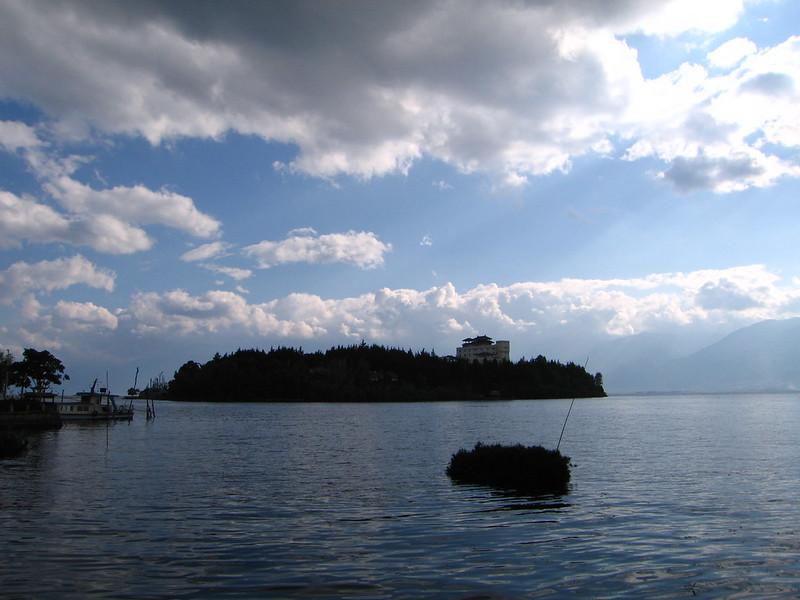 双廊南诏风情岛