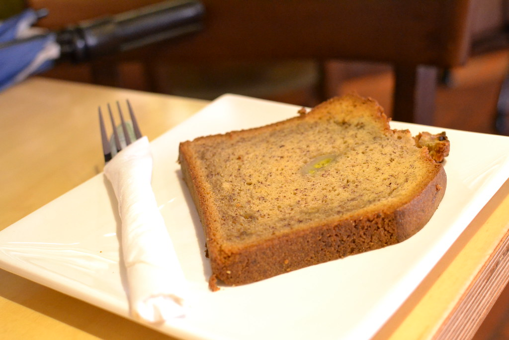 Oliver Brown banana bread