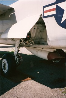 Douglas KA-3B Skywarrior WAM, now Oakland Air Museum A3_port main