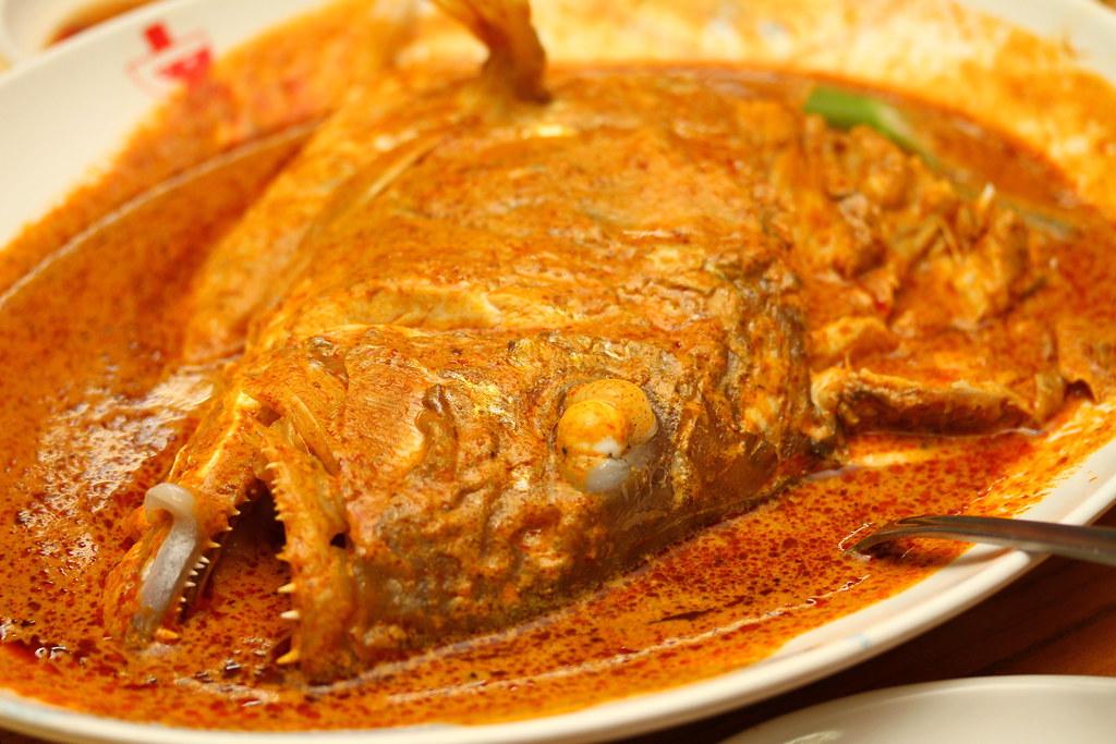 Kian Seng Seafood Restaurant: Nonya Fish Head