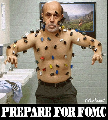 PREPARE FOR FOMC by WilliamBanzai7/Colonel Flick