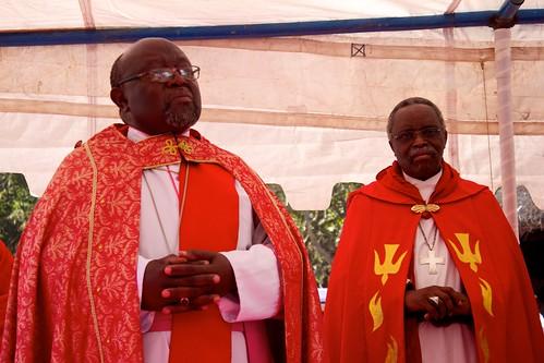 Bishop Chad Gandiya & Dinis Sengulane