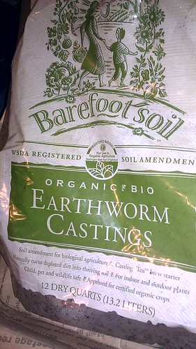 Barefoot Soil Worm Castings by Gerris2