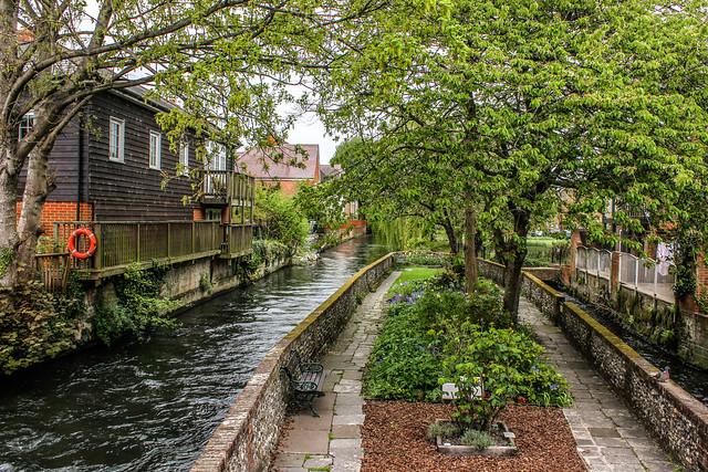 Winchester City Mill de Winchester