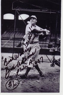 Dick Adams Signed Photo