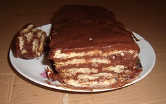 german chocolate cake(0.0), flourless chocolate cake(0.0), produce(0.0), chocolate brownie(0.0), torte(0.0), cake(1.0), chocolate cake(1.0), baked goods(1.0), sachertorte(1.0), food(1.0), icing(1.0), dish(1.0), chocolate(1.0), cuisine(1.0),
