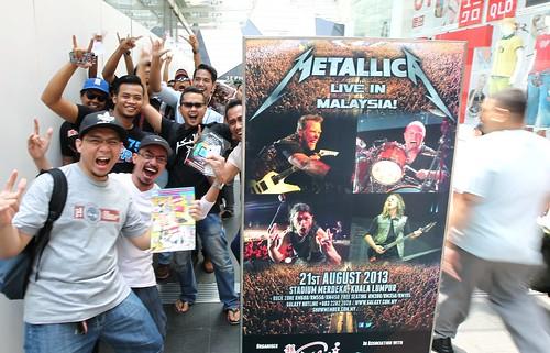 Metallica Fans