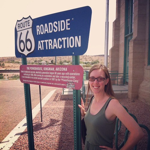 Roadside adventures in Kingman, AZ