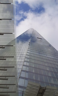 Greenpeace on the Shard