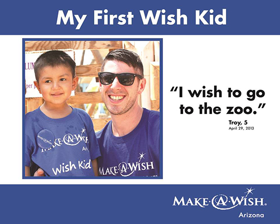 Tom Risner Make a Wish