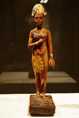 Akhenaten or Tutankhamun