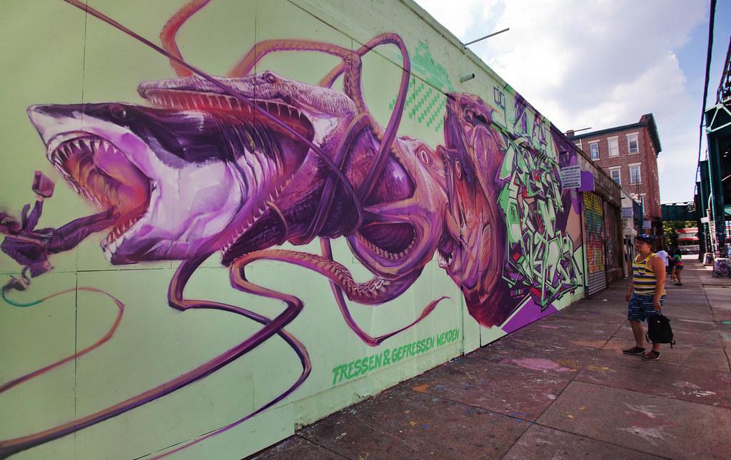 5POINTZ | Graffiti Mecca | Long Island City, NY