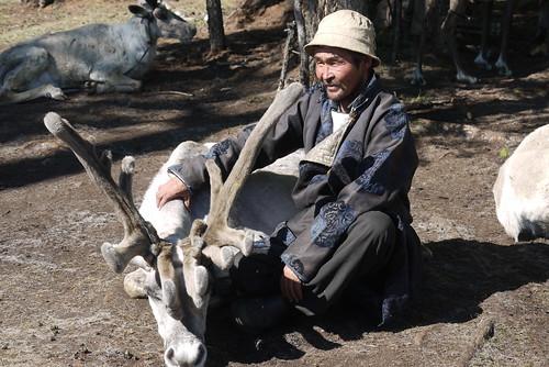 El pueblo de los renos