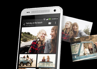 HTC ONE MINI smartphone pics and specs