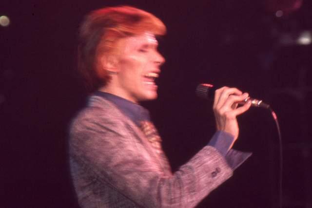 David Bowie, Wash. DC (1974)