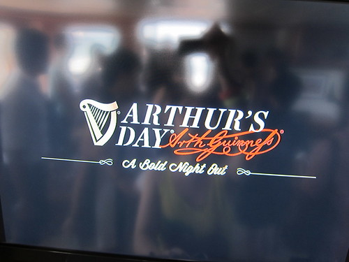 Guinness Arthur Day 2013