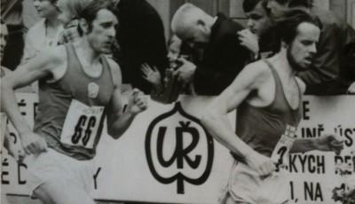 Stanislav Petr:  Běžec-historik