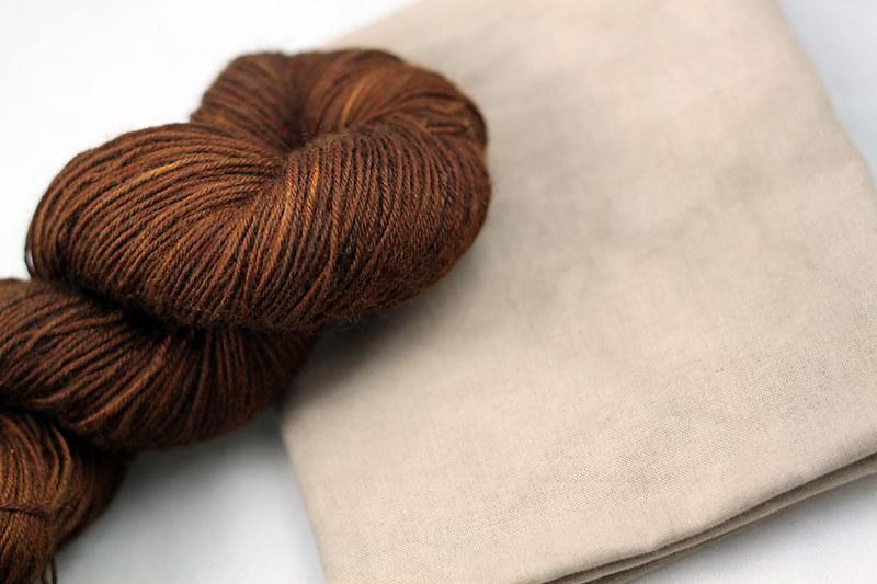 Walnut dyeing