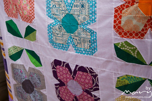 Swedish Bloom Time Quilt