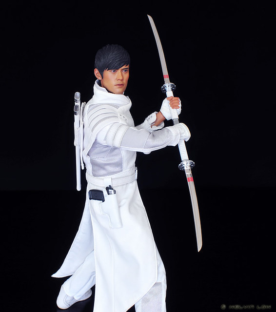 Storm Shadow - double-blade katana