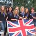 Brit girls - bronze in EC 8-Way