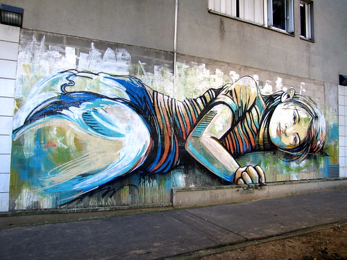 street art Vitry-sur-Seine - Alicè pasquini by _Kriebel_