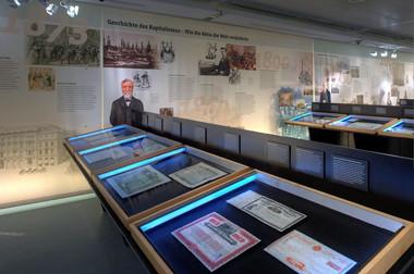 Wertpapierwelt Museum