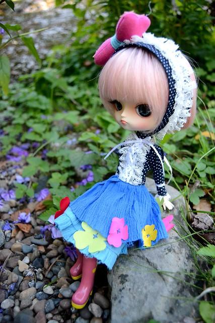 Garden girl ~