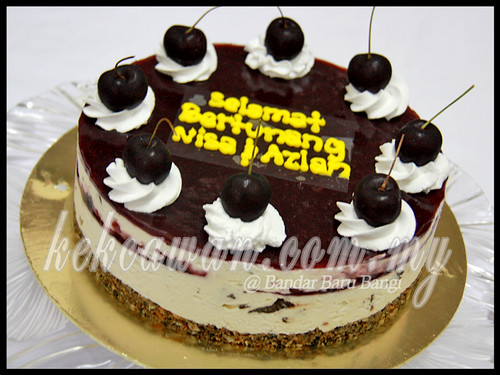 Blackforest Cheese Cake