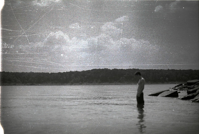 Will at Greers Ferry Lake, Arkansas (1996)