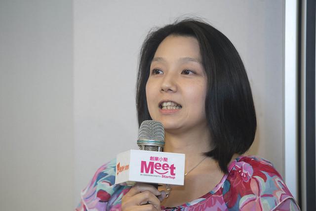 20130917創業小聚 愛度無限陳菲 周書羽攝