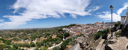 blanco portugal branco architecture arquitectura paisaje paisagem castelo alentejo castillo portalegre castelodevide