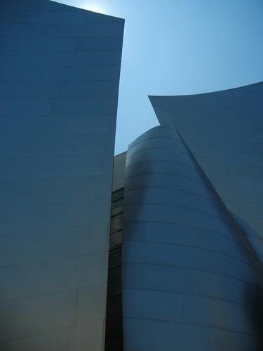 DSCN8533 _ Exterior Detail, Walt Disney Concert Hall, Los Angeles, July 2013