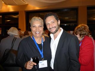 Judy Meredith and Jeremy Xido
